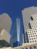 World Trade Center Fotografia Stock Libera da Diritti