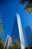 World Trade Center Fotografia de Stock Royalty Free