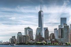 World Trade Center Fotografia Stock Libera da Diritti
