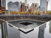 World Trade Center 9-11 Memorial Royalty Free Stock Photography