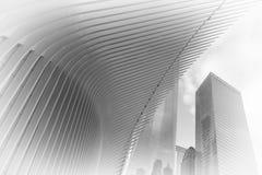 World Trade Center Stock Image