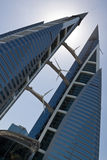World Trade Center of Bahrain Royalty Free Stock Photos