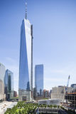 World Trade Center-Bereich, New York, redaktionell Lizenzfreies Stockbild
