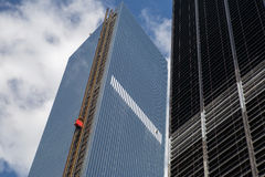World Trade center building, New York Royalty Free Stock Photography