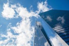 World Trade Center de Nueva York una Imagen de archivo