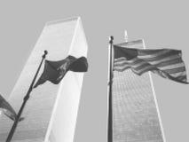 World Trade Center de semitono Imagen de archivo
