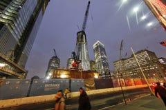 World Trade Center 021 do novo Fotos de Stock Royalty Free