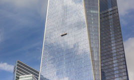 World Trade Center Freedom Tower in New York Royalty Free Stock Image