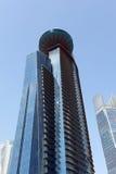 World Trade Center i Doha Arkivfoto