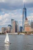 World Trade Center Jeden w Nowy Jork Zdjęcie Stock
