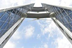 World Trade Center, Manama, Bahrein Fotos de archivo libres de regalías