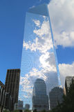 4 World Trade Center in Manhattan Fotografia Stock Libera da Diritti