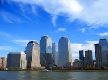 World Trade Center, Manhattan, New York Stock Photography