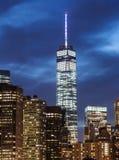 World Trade Center Manhattan Stock Images