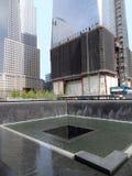 World Trade Center miejsce Zdjęcia Royalty Free