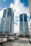 World Trade Center Montevideo Obrazy Royalty Free