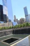 World Trade Center 9/11 monumento Fotografía de archivo