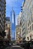 World Trade Center New York Royaltyfri Fotografi