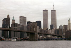 World Trade Center, New York Immagini Stock Libere da Diritti