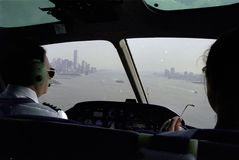 World Trade Center, New York Imagens de Stock