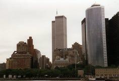 World Trade Center, New York Fotos de Stock Royalty Free