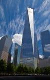 World Trade Center, New York Fotografia Stock Libera da Diritti
