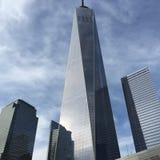 World Trade Center novo Imagem de Stock