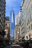 World Trade Center Nueva York fotografía de archivo libre de regalías
