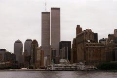 World Trade Center, Nueva York Fotografía de archivo libre de regalías