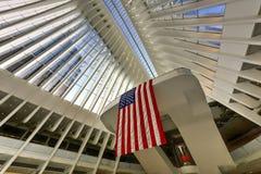 World Trade Center Oculus - πόλη της Νέας Υόρκης Στοκ Εικόνες