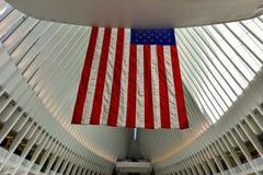 World Trade Center Oculus, Miasto Nowy Jork - Zdjęcie Royalty Free