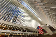 World Trade Center Oculus - New York City Imagen de archivo libre de regalías