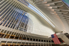 World Trade Center Oculus - New York City Foto de archivo libre de regalías