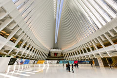 World Trade Center Oculus - New York City Imagem de Stock Royalty Free