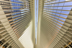World Trade Center Oculus - New York City Fotografía de archivo libre de regalías