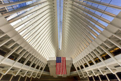 World Trade Center Oculus - New York City Fotos de archivo libres de regalías