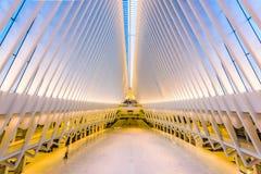 World Trade Center Oculus Royalty Free Stock Photo