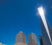 World Trade Center One Royalty Free Stock Photos