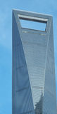 World Trade Center in Shanghai Royalty Free Stock Photography
