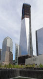 World Trade Center site Royalty Free Stock Photos