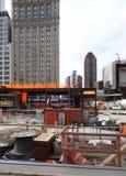 World Trade Center site Royalty Free Stock Photos