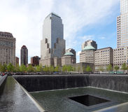 World Trade Center site Royalty Free Stock Photo
