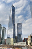 World Trade Center-Standort - New York City Stockbilder