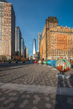 World Trade Center Tower Stock Photo