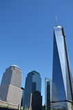 The World Trade Center Tower Royalty Free Stock Photography