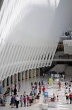 World trade center transportation hub Stock Images