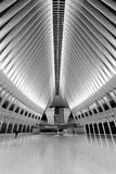 World Trade Center transportu centrum Obraz Royalty Free