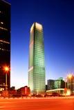 World Trade Center tre di Pechino Fotografie Stock Libere da Diritti