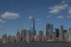 1 World Trade Center-Turm Stockfotos