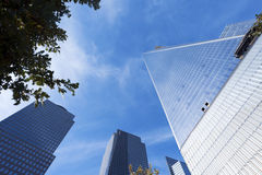 World Trade Center-Turm einer New York City Stockfotografie